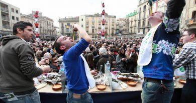 Calçotades - La gran festa de la calçotada de Valls