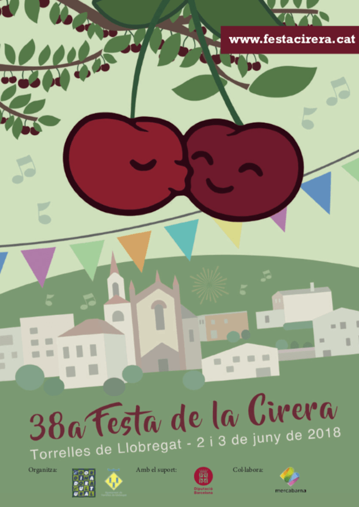 Festa de la cirera de Torrelles de Llobregat