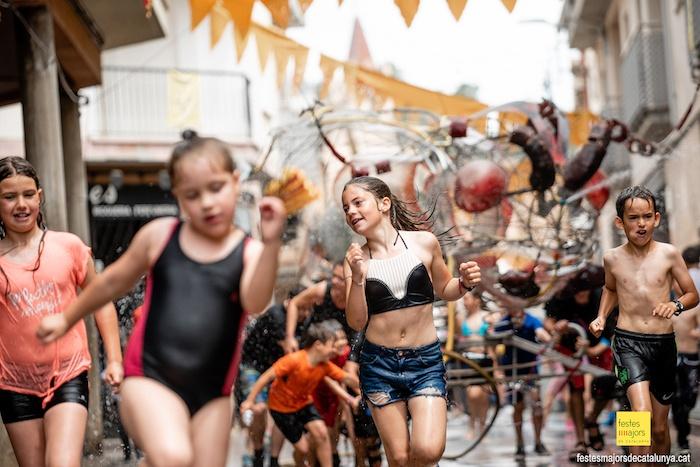 CORREAIGUA -FESTA DE LA CIRERA 2018