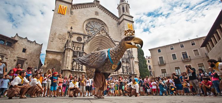 Festa Major Vilafranca - Àliga de Vilafranca
