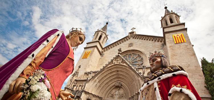 Festa Major de Vilafranca - Gegants Vilafranca