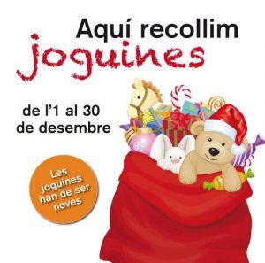 Recollida deJoguines -Cap infant sense joguina - Sant Vicenç dels Horts