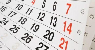 calendari laboral 2019 Barcelona