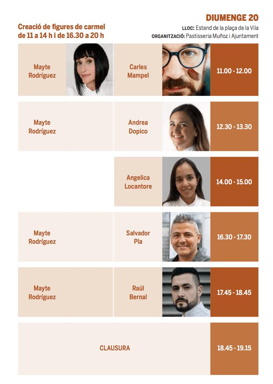 MOSTRA INTERNACIONAL DE PASTISSERA DE SANT VICENÇ DEL HORTS - MOSTRA DE SANT VICENÇ DELS HORTS 2019