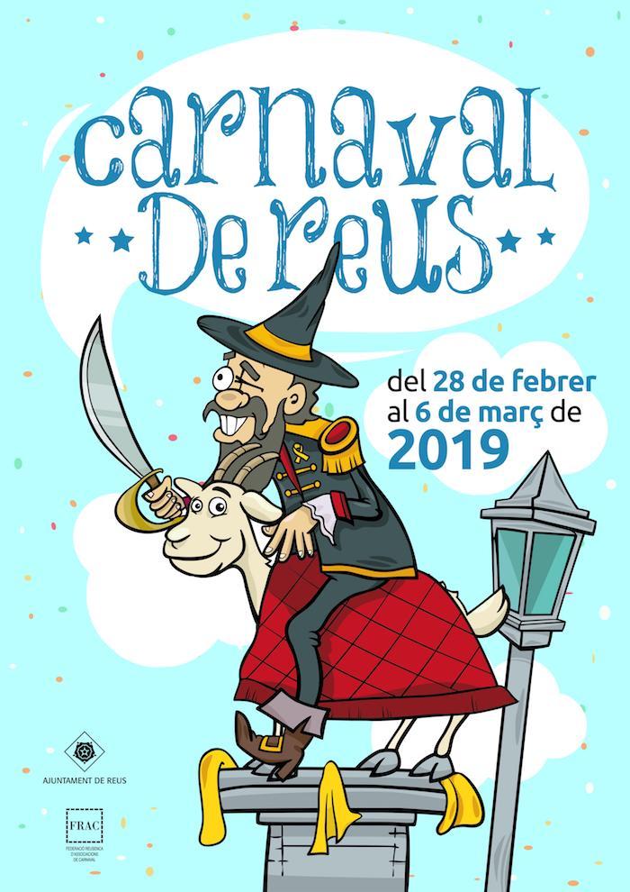 CARNAVAL DE REUS -2019
