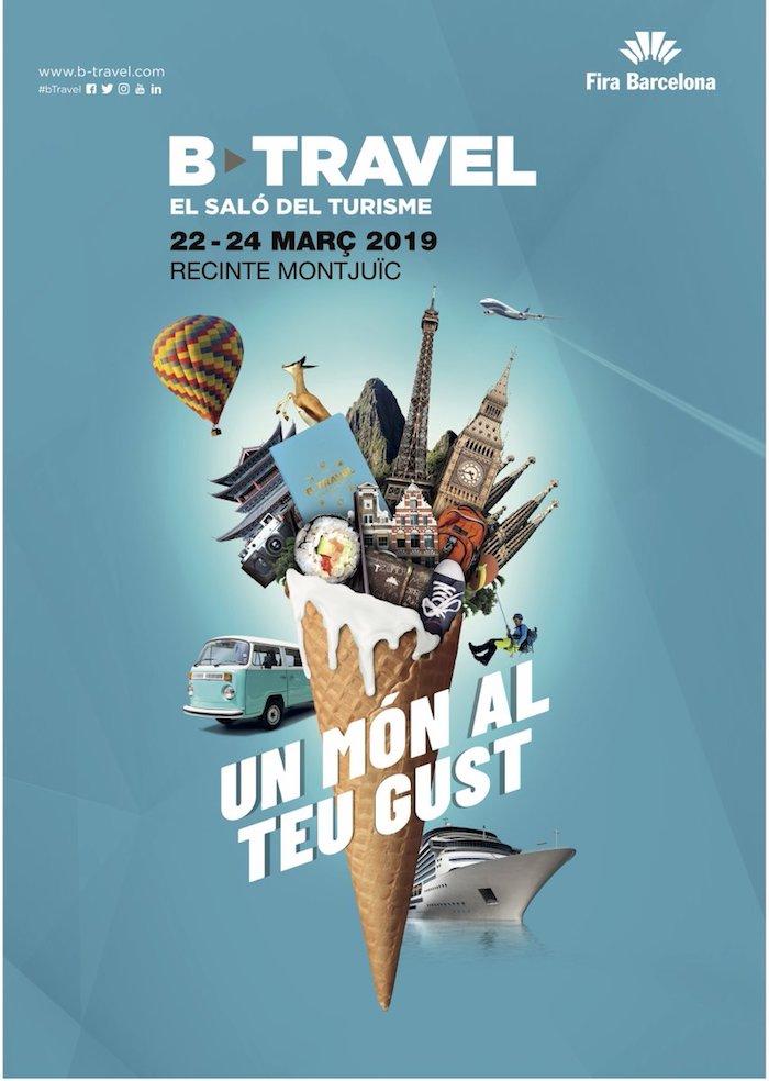 B travel - Saló del turisme - Que fer aquest cap de setmana