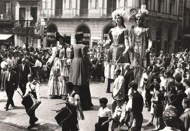 Els Gegants del Pi celebren 350 anys – Exposició