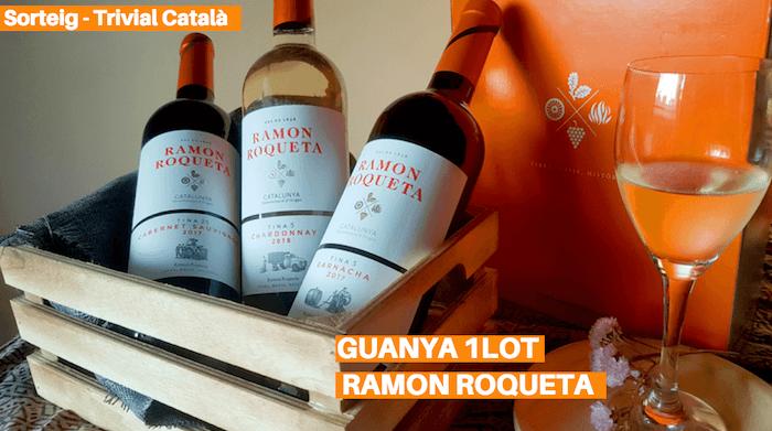 Ramon Roqueta- Sorteig