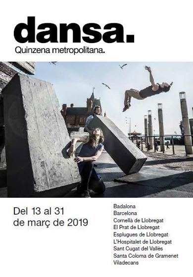 DANSA-Quinzena-metropolitana-de-la-danza-2019 - Que fer aquest cap de setmana
