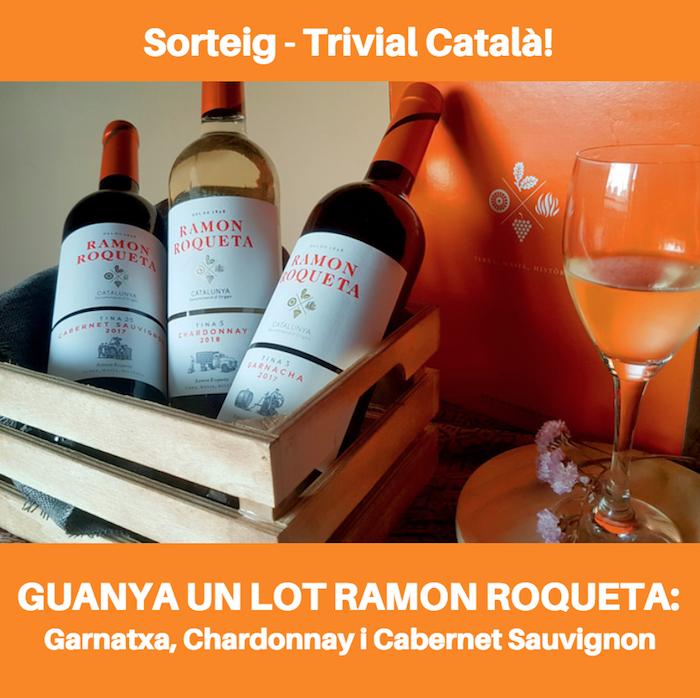 Trivial Català Ramon Roqueta - Facebook i Instagram