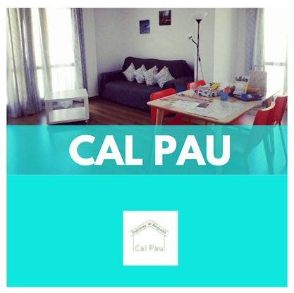 CAL PAU- ON DORMIR - VACANCES EN FAMILIA