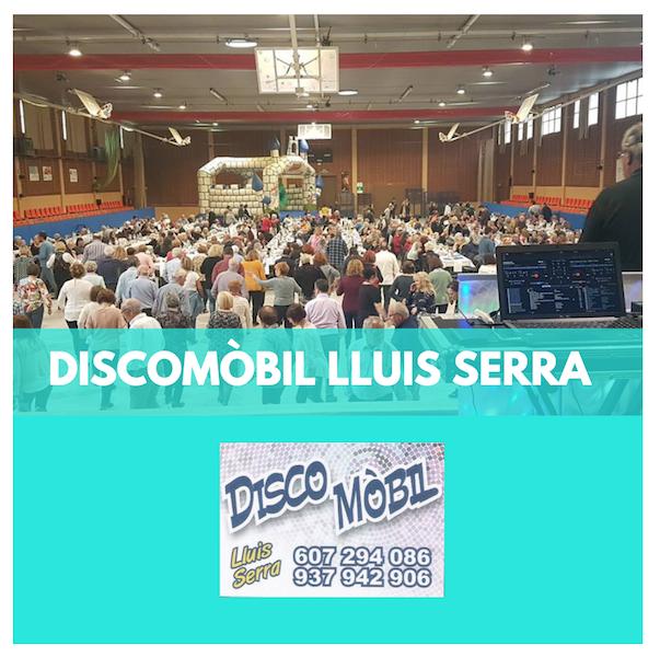 DISCOMOBIL LLUIS SERRA