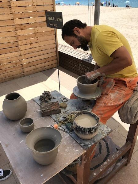 Fangart - Festival de Ceràmica - El Vendrell