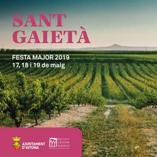 Festa Major - Sant Gaietà - que fer aquest cap de setmana - fires i mercats