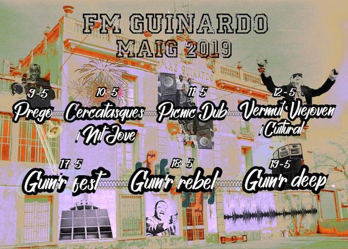 Festa major - Guinardó - que fer aquest cap de setmana