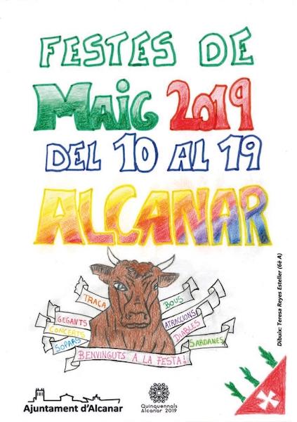 Festes de Maig Alcanar- que fer aquest cap de setmana