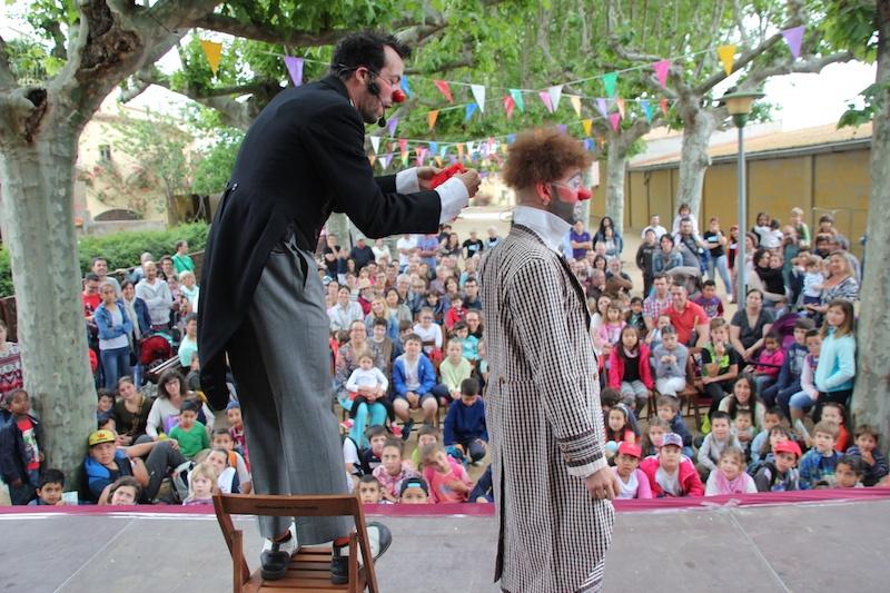 Fira del Clown - Fires i festes - festes de catalunya