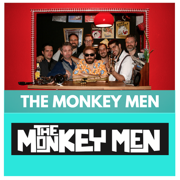 GRUP DE MÚSICA - THE MONKEY MEN