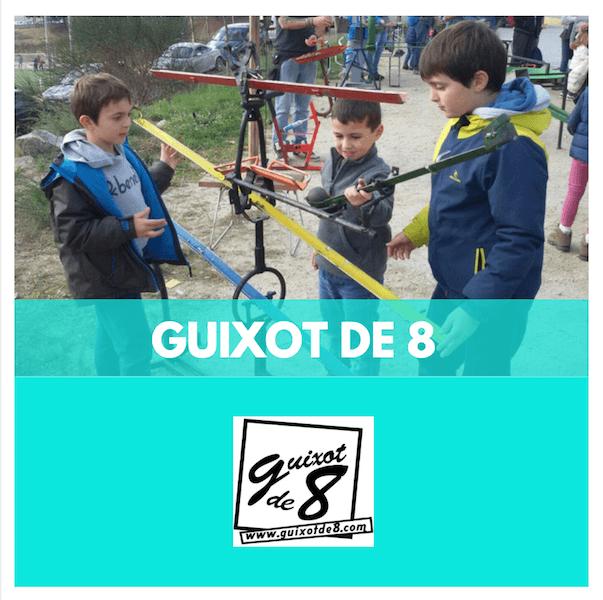 GUIXOT DE 8 - TALLERS PER FESTES