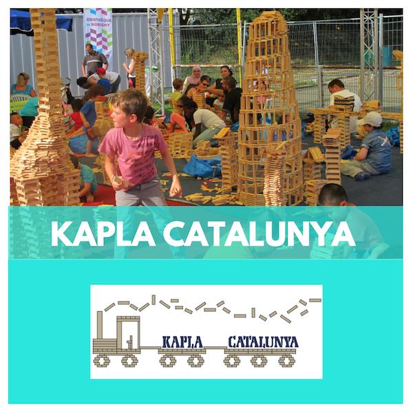TALLERS PER FESTES - KAPLA