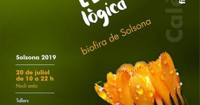BIOFIRA ECOLOGICA - SOLSONA - FIRES I FESTES - QUE FER AVUI