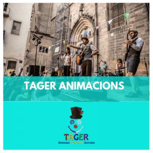 ANIMACIO - TAGER ANIMACIONS
