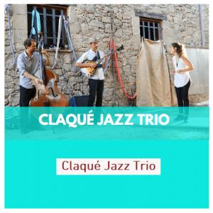PROVEÏDORS PER FIRES I FESTES- GRUPS DE MUSICA - CLAQUE JAZZ TRIO
