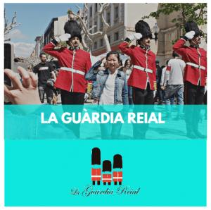 PROVEÏDORS PER FIRES I FESTES-LA GUARDIA REIAL - TEATRE