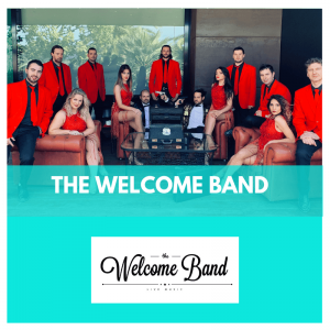 THE WELCOME BAND - ORQUESTRES