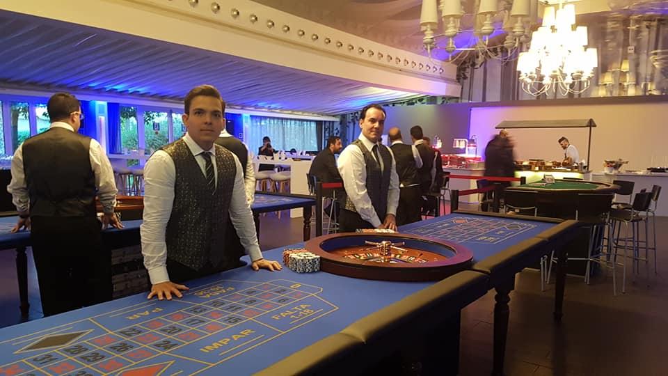 Alquiler de ruletas de poker Barcelona - Lys digital