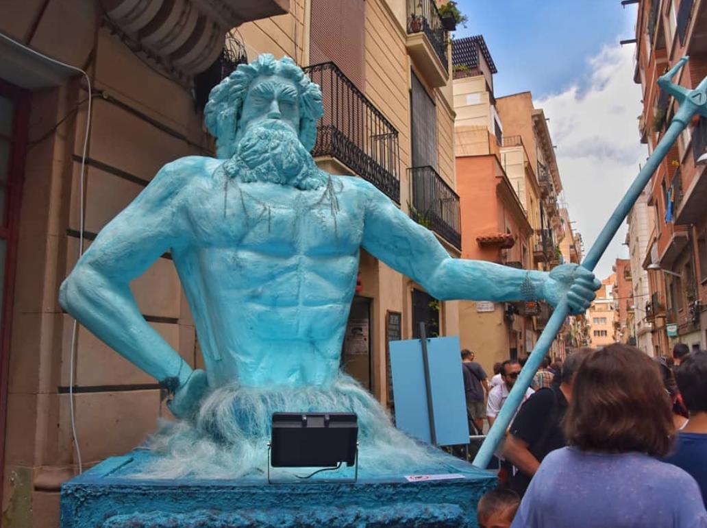 Carrers premiats - Festa Major de Gràcia 2019