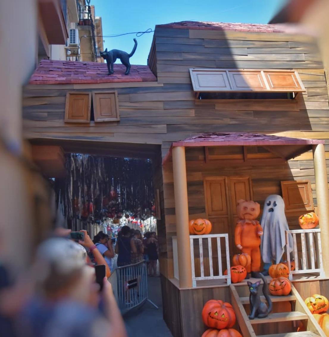 Festa Major de Gràcia 2019 - Halloween - PIc by Gosiavillatoro