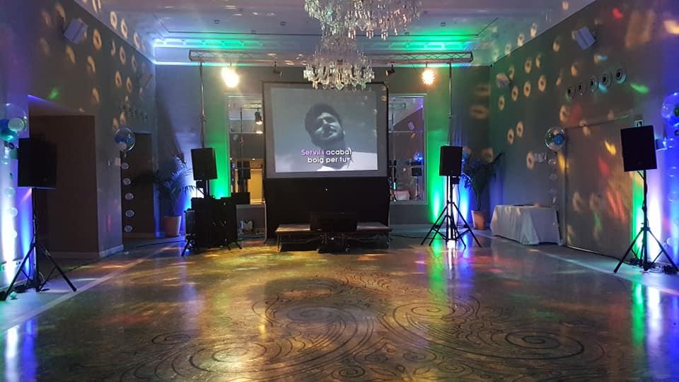 Lloguer de Karaoke - Alquiler de Karaoke Barcelona