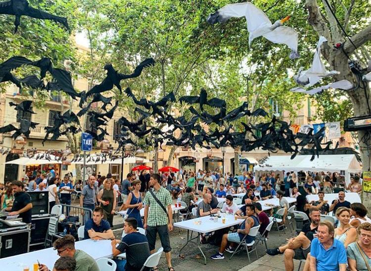 Carrers Premiats Gràcia 2019 - LOs Pájaros - Festa Major de Gràcia
