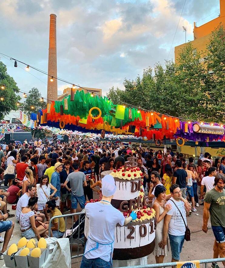 Premis Carrer Gràcia 2019 - Festa Major de Gràcia 2019
