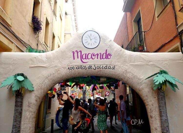 Carrers premis Festa Major de Gràcia -Macondo