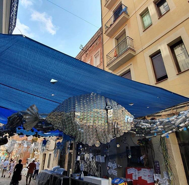 Carrers Guarnits 2019 - Festa Major de Gràcia