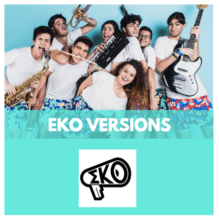 EKO VERSIONS - GRUP DE VERSIONS BARCELONA - GRUPS DE VERSIONS