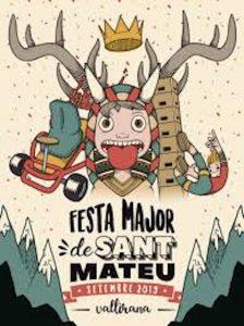 FESTA MAJOR - FESTA MAJOR DE SANT MATEU VALLIRANA - FIRES I FESTES