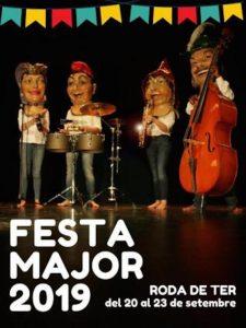 FESTES CATALUNYA - FESTA MAJOR RODA DE TER - FESTA MAJOR