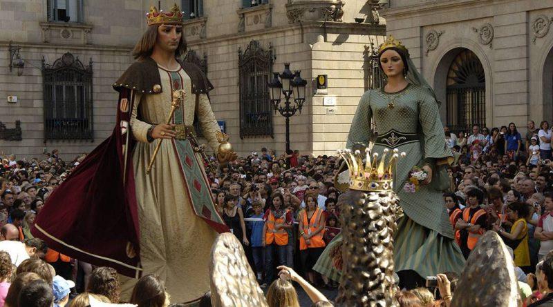 QUE FER AQUEST CAP DE SETMANA - FESTA DE LA MERCÈ - AGENDA BARCELONA