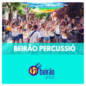 BEIRÃO PERCUSSIÓ - GRUPS DE PERCUSSIÓ