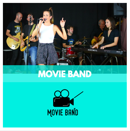 GRUPS DE MÚSICA - movie band