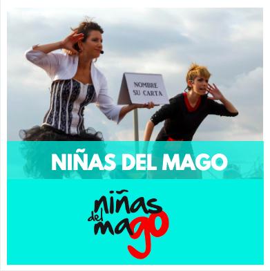 MÀGIA -NIÑAS DEL MAGO- GRUPS D'ANIMACIÓ