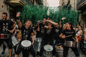 Percussio - Batucada barcelona