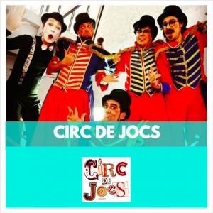 CIRC DE JOCS