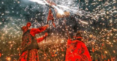 El Vendrell - Ball de Diables - El Vendrell Capital del foc