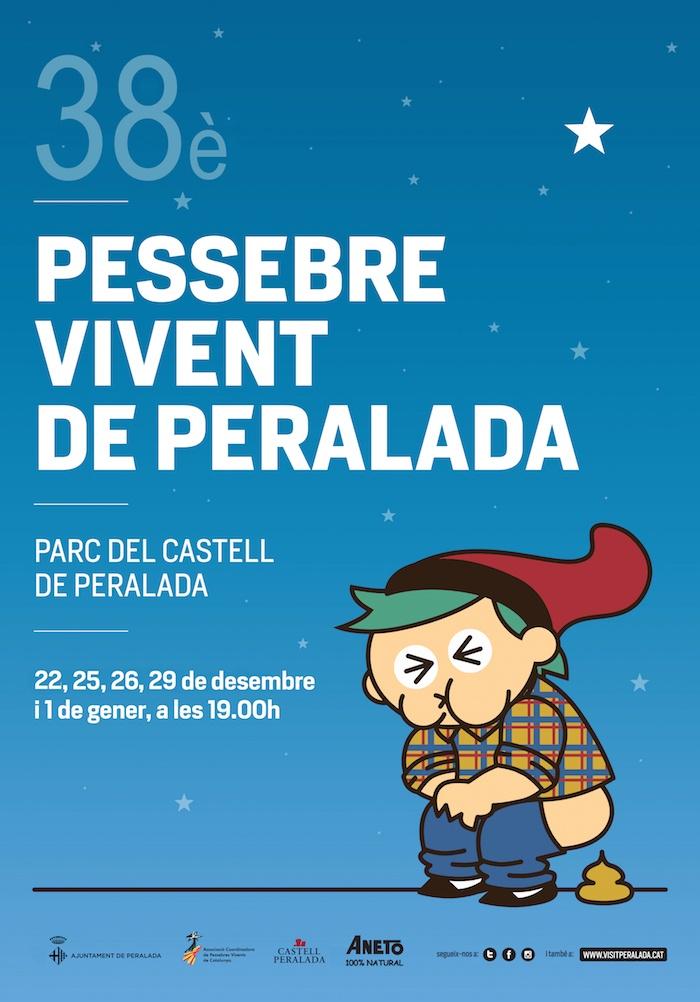 PESSEBRE VIVENT DE PERALADA -QUE FER AQUEST CAP DE SETMANA - PESSEBRE VIVENT DE PERALADA - FIRES I FESTES DE CATALUNYA