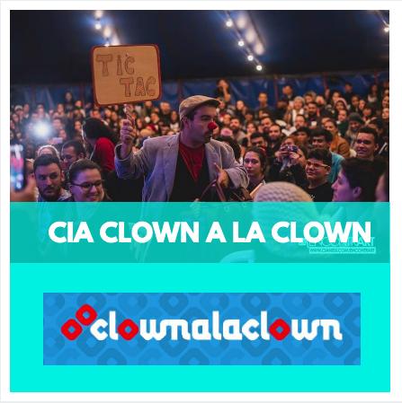 CIA CLOWN A LA CLOWN - PROVEÏDORS PER FIRES I FESTES