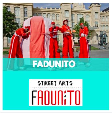 FADUNITO PRODUCCIONS - TEATRE DE CARRER